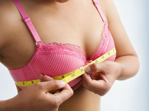 Breast reduction without surgical intervention